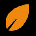 File:Leaf-orange.png