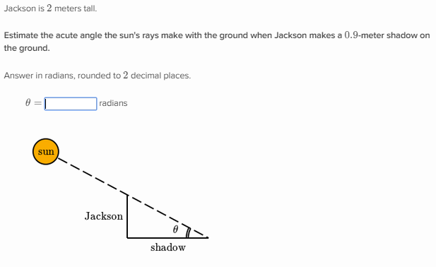 Inverse trig word problems | Khan Academy Wiki | FANDOM powered by Wikia