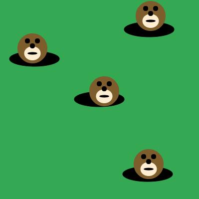 khan academy moles in holes