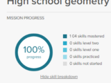 High school geometry Math Mission