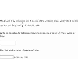 Linear equation word problems | Khan Academy Wiki | FANDOM powered ...