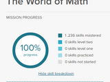 The World of Math