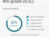 4th grade (U.S.) Math Mission