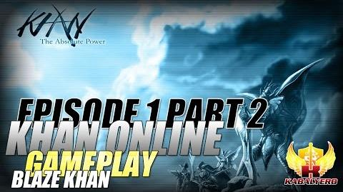 Khan Online Gameplay E1P2 Blaze Khan - Strikeback, Graphics, Ragnarok Online & Other Characters