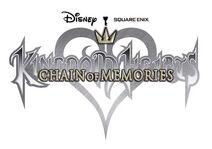 Kingdom Hearts- Chain of Memories logo