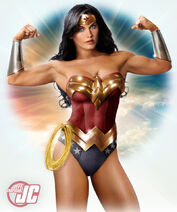 Wonder woman flex by jeffach-d5nnfda