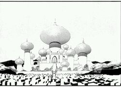 Agrabah city