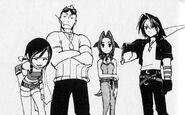 Final Fantasy cast