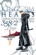 Kingdom Hearts 358-2 Days (English) Manga 5