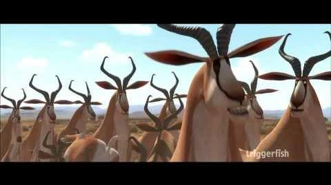 Exclusive KHUMBA clip 2 Springboks!