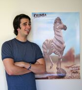 Joey Richter as Themba