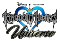 Kingdom Hearts Universe logo