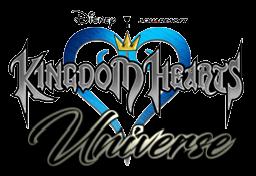 Kingdom Hearts Universe logo