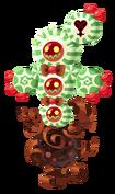 Cactus Oscillante