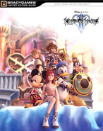 KH2 Guida ufficiale limited edition