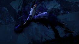 Aqua cede all'oscurità KH3