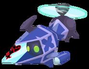Propulsore Gummi Blu