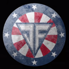 Justice Forever official symbol
