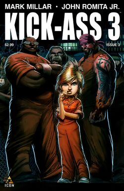 Kick-Ass 3 Vol 1 3