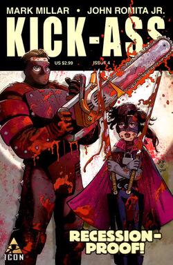 Kick-Ass Vol 1 4
