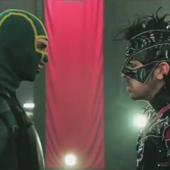 Kick-Ass & Motherfucker Face to Face.