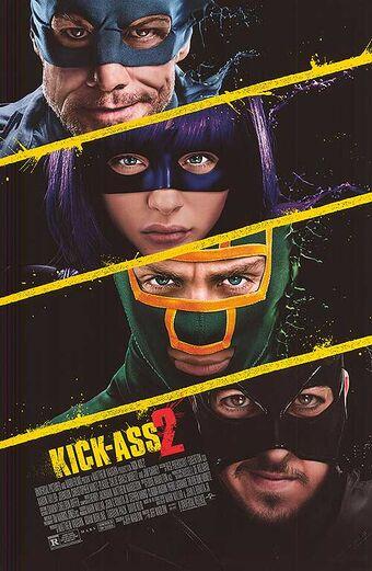 Kick Ass 2 Film Kick Ass Wiki Fandom