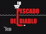 Pescado del Diablo Cartão de Título