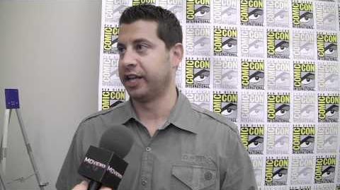 Kick Buttowski Suburban Daredevil - Season 2 Comic-Con Exclusive Creator Sandro Corsaro