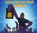 PULPOLICÍA: Los ocho brazos de la ley