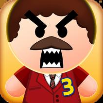 Beat the boss 3 app icon