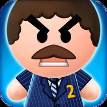 Beat the boss 2 app icon