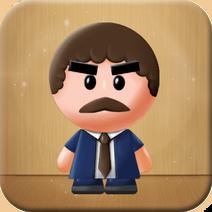 Beat the boss app icon