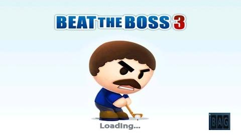 Beat the Boss 3 (HD GamePlay)