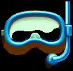 BNDL db198302bd000b2c Swimming mask Game 1+1+1