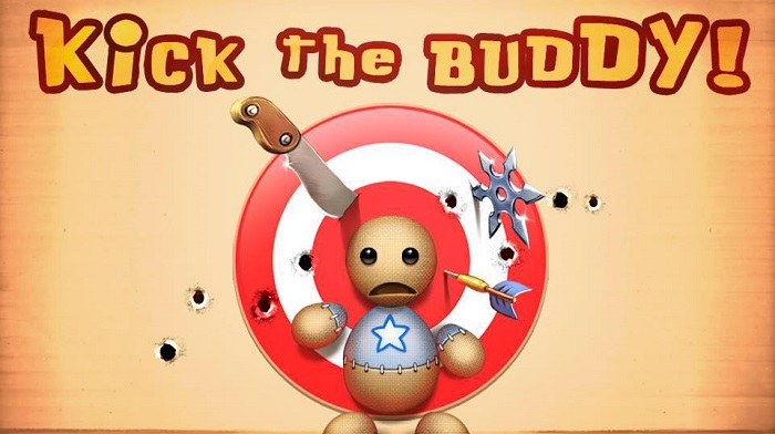 Kick the Buddy wallpaper