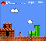 Pit en Super Mario Crossover 3