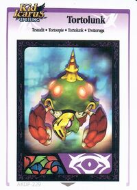 Tortoupie (KIU AR Card)