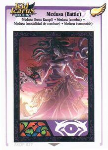 Medusa (combat) (KIU AR Card)