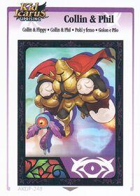 Collin & Phil (KIU AR Card)