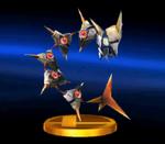 Trottos (Trophée SSB 3DS)