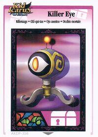 Oeil-qui-tue (KIU AR Card)
