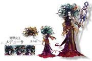 Concept Art (Medusa KIU)