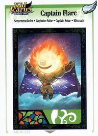 Capitaine Solar (KIU AR Card)
