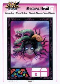 Tête de Medusa (KIU AR Card)