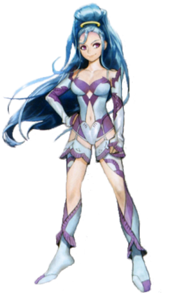 Pandora Amazone (Artwork)