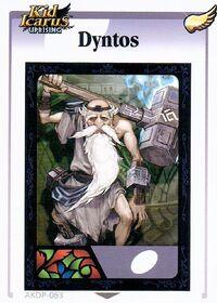 Dyntos (KIU AR Card)