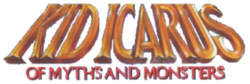 Kid Icarus Of Myths and Monsters (Logo)