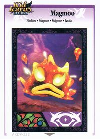 Magmor (KIU AR Card)