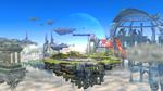 Champ de Bataille (SSB4 Wii U)