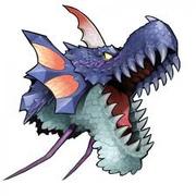 Tête d'Hydra